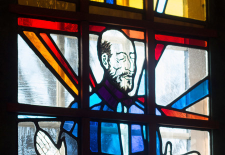 Founder's Chapel - Stained Glass